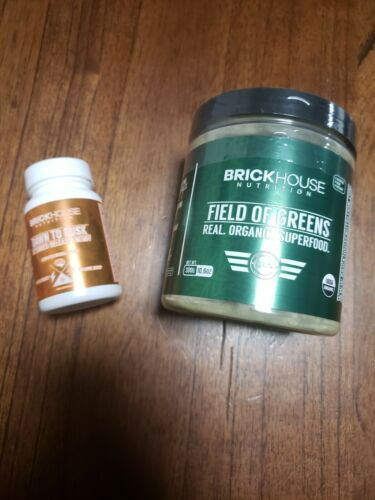Brickhouse Field Of Greens Bundle New Fresh Vitamins