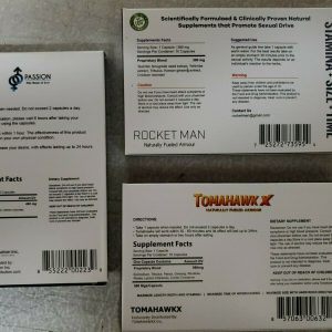 TOMAHAWK X (Formerly Rocket Man) On Demand 10-Pack - Same Day Shipping 1