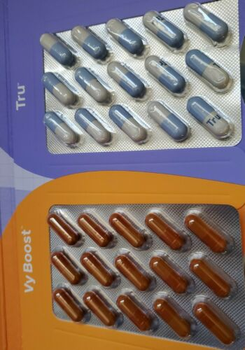 Truvision weight loss Tru vy  You will get 1 month supply of both  New packaging 2