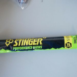 2 BOXES OF 12 - Honey Stinger Performance Chews: Stingerita Lime EXP DATE 10/21 1