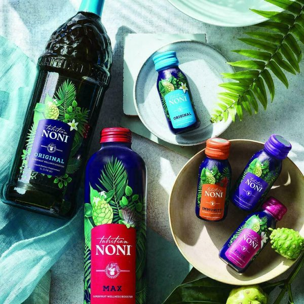 Tahitian Noni Juice - (4) 1 liter bottle   good tell end date 2022 Special Sale  7