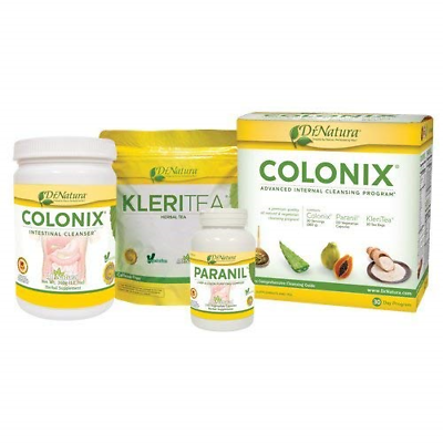 Dr Natura Colonix Mineral Supplement 30 Day Pack 4