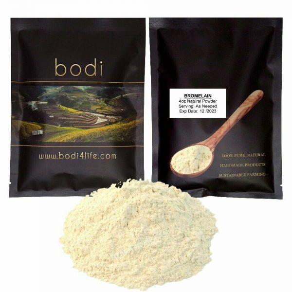 Bromelain Powder 2400gdu Extract - 100% Pure Natural Chemical Free (2oz > 32oz)
