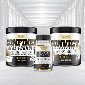 * WEIGHT LOSS STACK by Condemned Labz * ARSYN, CONFINED & CONVICT