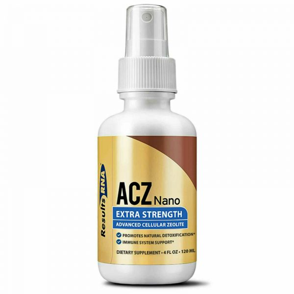 Results RNA ACZ Nano Extra Strength 4 fl oz (Big Size) Exp. 02/2023