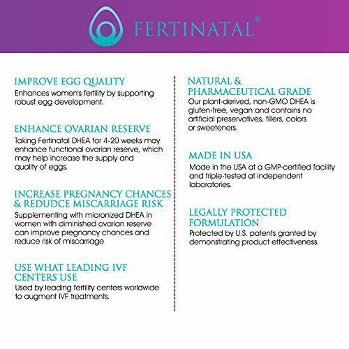 Fertinatal  for Female Fertility – Natural Fertility Supplement for Women -... 3