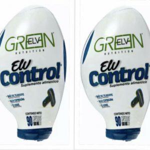 (2)Green Elv Nutrition Control Raiz de Tejocote ORIGINAL DISTRIBUIDOR AUTORIZADO