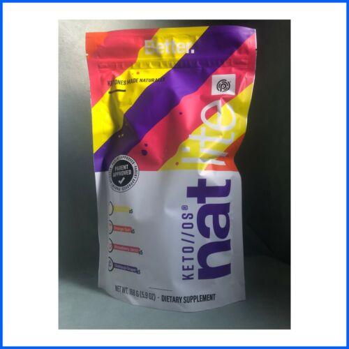 Pruvit New OS NAT LITE 20p 4 Flavors, see description Exp 5/22 No Caffeine