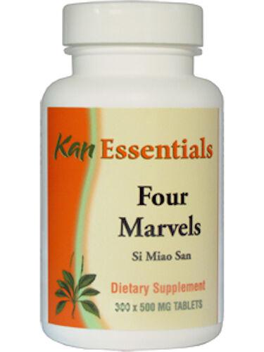 Kan Herbs Four Marvels 300 tabs