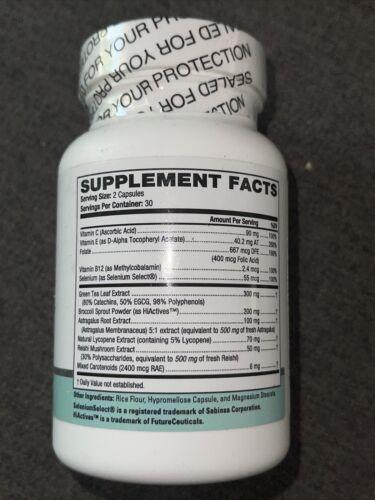Papillex Dietary Supplement - Natural Immune Support, 60 Capsules 1