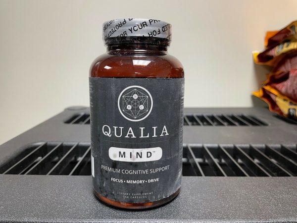 Qualia Mind - Premium Cognitive Support - Focus-Memory-DRIVE - 154 Capsules