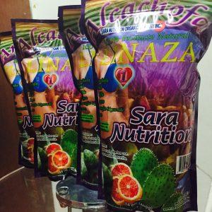 4 Pieza Pack New Alcachofa Linaza Flax Seed Sara Nutrition Colon Cleanse 14oz