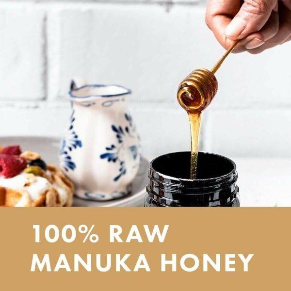 Biosota Organics-Manuka Honey MGO 1200+ 250g (Last Chance) 9
