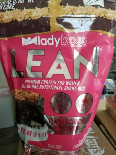 Lady Boss Lean: German Chocolate Cake-SOLD OUT Flavor Drop; Limited Edition