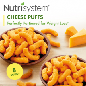 Cheese Puffs - Delicious, Diet Friendly Snacks For Weight Loss, 8 Count