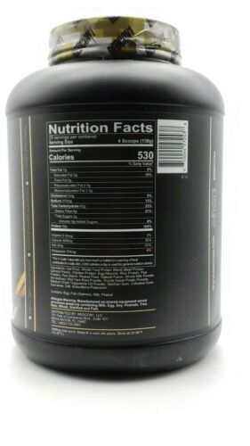 REDCON1 MRE Real Whole Food Meal Replacement 7.15lbs Salmon Beef Chicken Protein 1