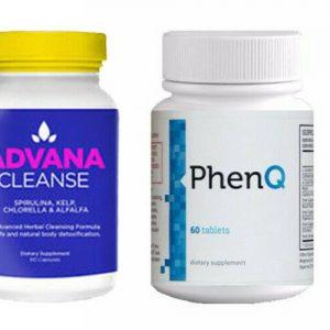 PhenQ - + CLEANSE , BEST DIET PILLS / Weight Loss Supplements REG $199