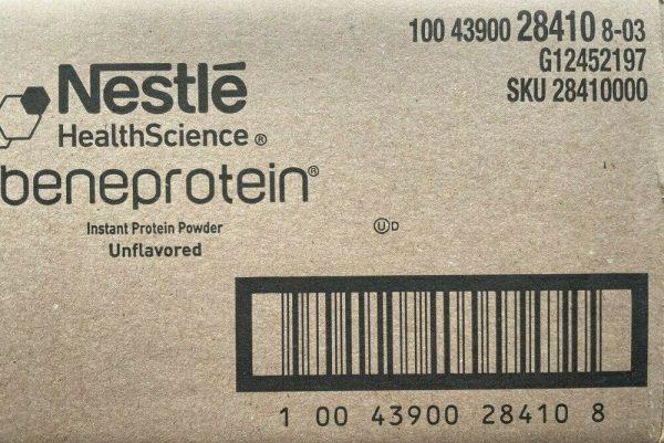 HealthScience Nestle Beneprotein Instant Protein Powder Case of 6 x 8oz Cans  2