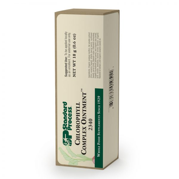 Standard Process - Chlorophyll Complex Ointment - 18 Gram Tube 1