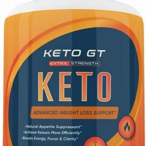 Keto GT Keto Pills Weight Loss Diet goBHB Ketogenic Supplement Men Women