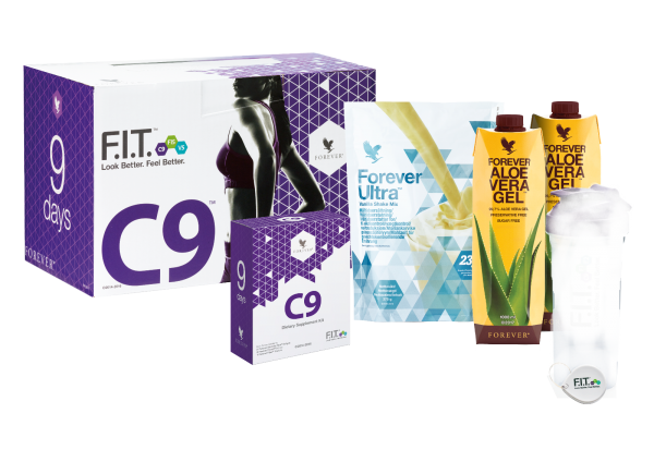 Clean 9 Forever Living 9 Day Detox & Weight Loss Vanilla  1