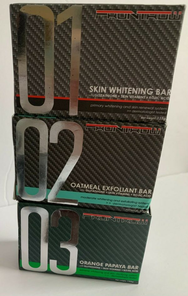 Frontrow LUXXE White Reveal 01 DYNAMIC DUO BB + CC HYBRID Face Stick Make up SPF 5
