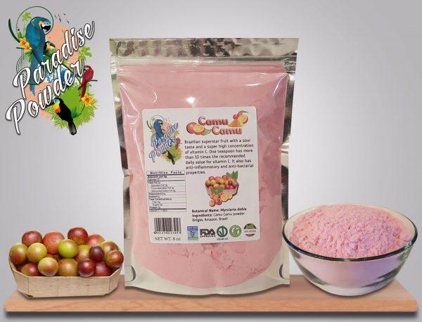 CAMU CAMU Freeze Dried Powder (5 lb) Brazilian Superfood Paradise Powder