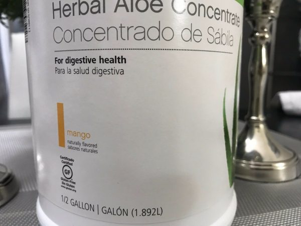 HERBALIFE HERBAL ALOE CONCENTRATE  ALL FLAVORS AVAILABLE 1/2 HALF GALLON  1.89L 1