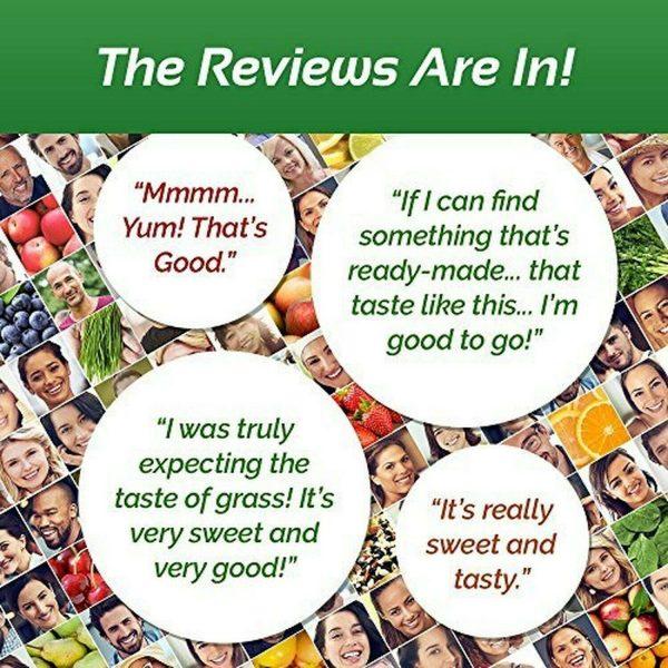 Grown American Superfood: 31 Organic Whole Fruits & Veggies in Every Scoop! (2) 6