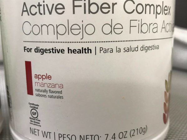 HERBALIFE Digestive Health Program, Herbal Aloe, 21 Day Balancin - Active Fiber 8