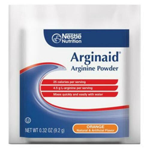 NESTLE 1 CA/56 EA 35983000 Arginaid Arginine-intensive Orange Flavor Mix CHOP