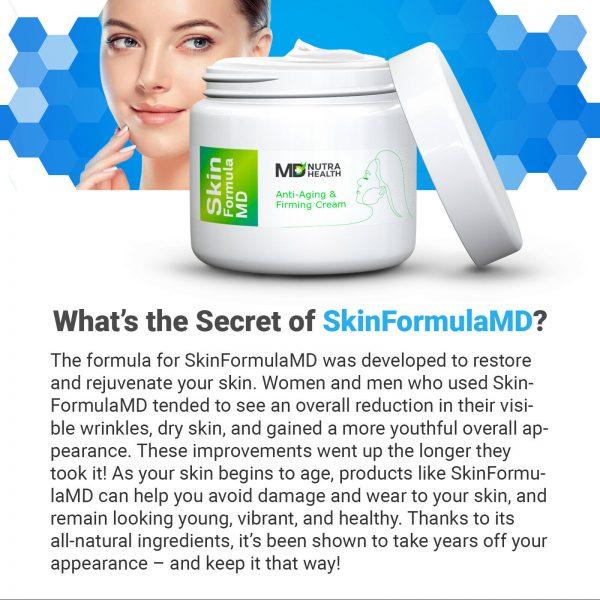 SkinFormulaMD-Reduces Wrinkles and Lines-Prevents Dry Skin-Long-Term Skin Health 5