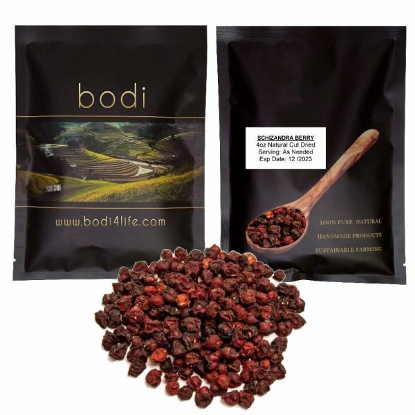 Schizandra Berry Whole Dried - 100% Pure Natural Chemical Free (4oz > 2lb)