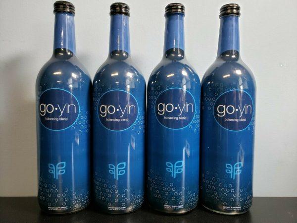 Lot of 4 Genesis Pure Go Yin Balancing Blend 25.35 oz - New! GoYin! Exp 5/2022