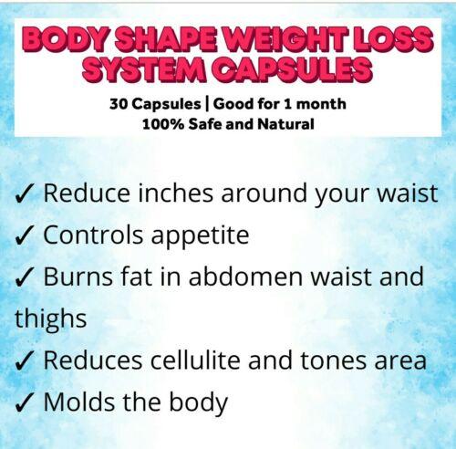 Adipotr¡m & Body Shape 100% NATURAL FDA CLEARED 9