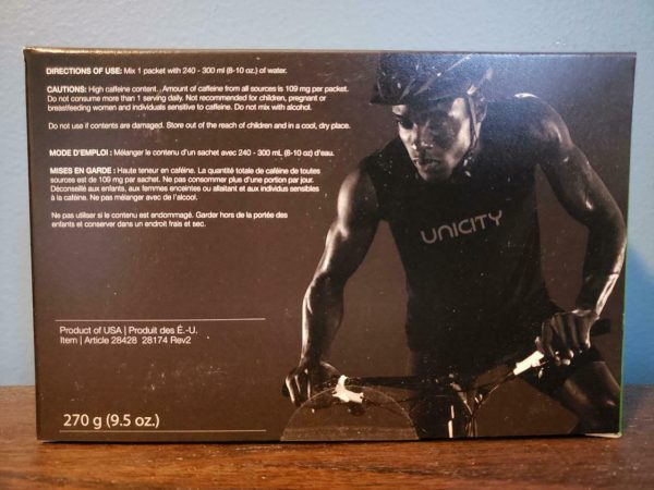 Unicity Matcha Chi-Oka Blend for Natural Energy 30 Packets - New! Exp 10/2021 3
