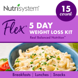 5-Day Weight Loss Meal Kit Nutrisystem Meals Nutrition Fitness Snacks Meals Food 1