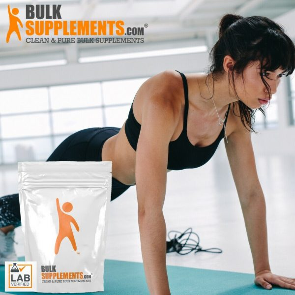 BulkSupplements.com DMAE-Bitartrate Powder - Mental Focus Supplement - ATP 3