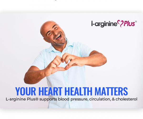 3 Bottles of Grape Flavor L-arginine Plus® 5