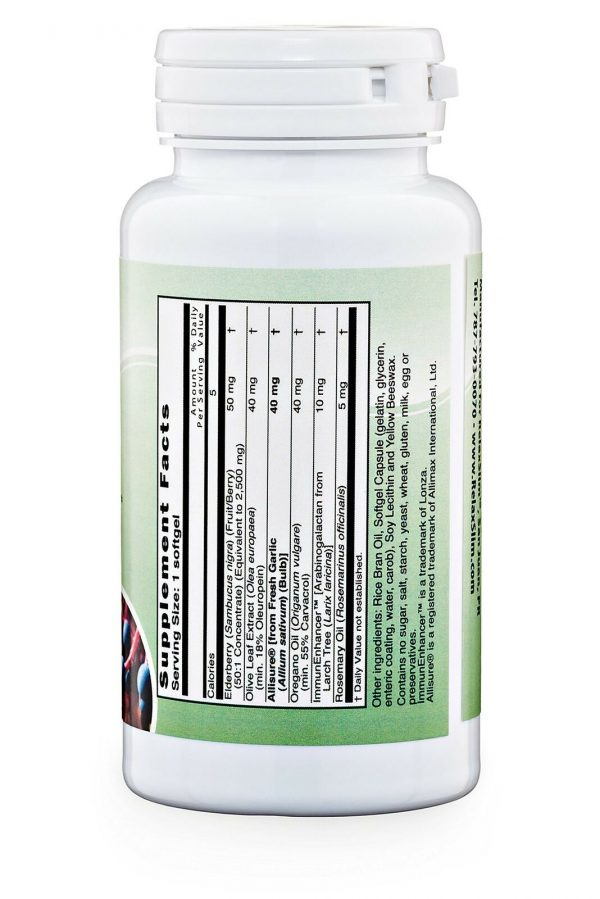 NaturalSlim CANDIDA Albicans Treatment Kit for Full Detox and Cleanse of Fungus 8