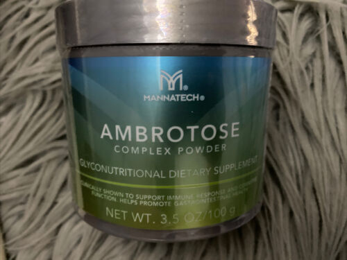 ***Mannatech Ambrotose Complex PowderFreeshipping Exp: 1/22 New And Seal******** 1
