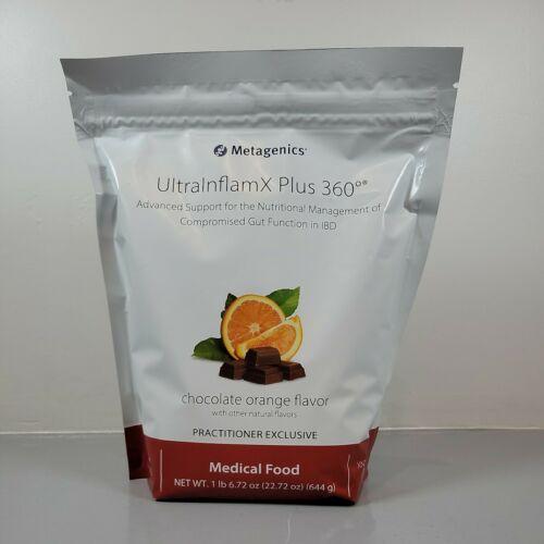 Metagenics UltraInflamX Plus 360® (Chocolate Orange) 22.72 oz 1