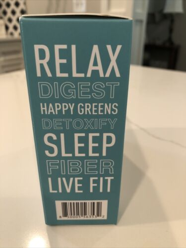 Neora Neorafit Slim Skin/Block Balance/Cleanse Calm Vegan Gluten soy free nonGMO 10