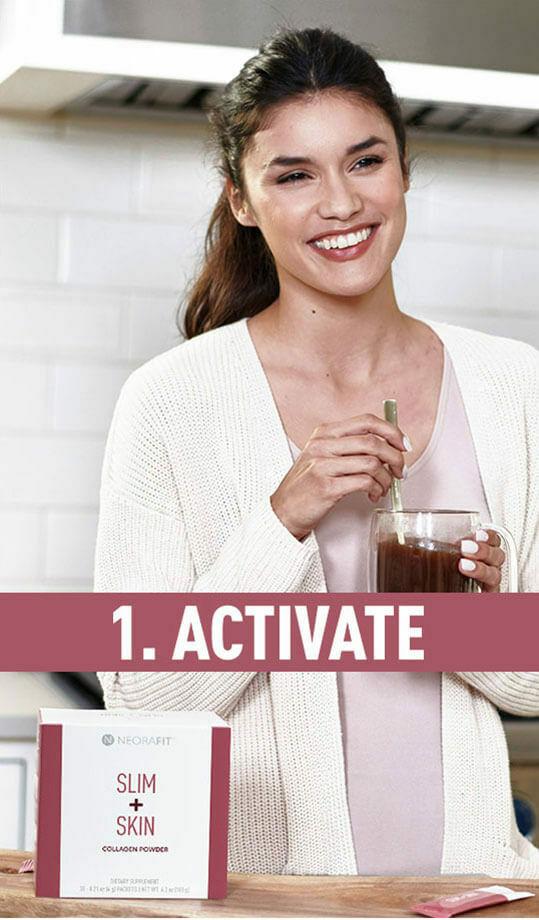 Neora - Neorafit - Slim Skin / Block Balance / Cleanse Calm - SALE - Fit - New 1