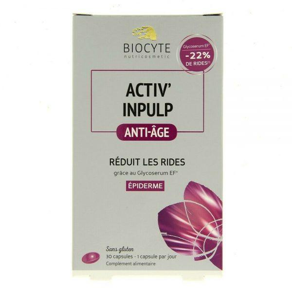 Biocyte Activ' Inpulp Anti-Aging 30,3x 30 Capsules