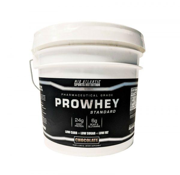 MASN PRO WHEY Protein Powder 10 lbs CHOCOLATE ProWhey 130 Servings