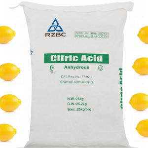 CITRIC ACID BULK 25KG BAG - FREE POST to Metro Suburbs - Food Grade Anhydrous