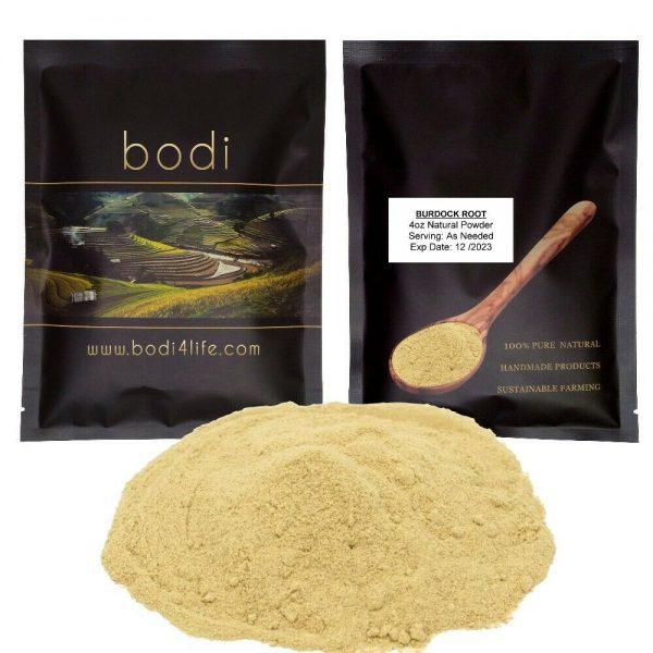 Burdock Root Powder - 100% Pure Natural Chemical Free (4oz > 20 lb)