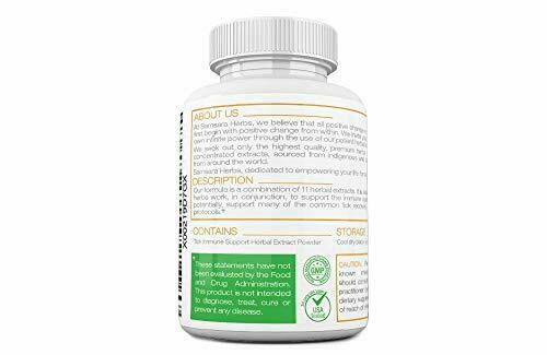 Tick Immune Support - (240 Capsules)  5