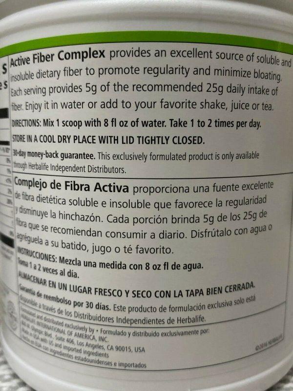 HERBALIFE Digestive Combo, Herbal Aloe, 21Day Balancing, Active Fiber, Probiotic 5